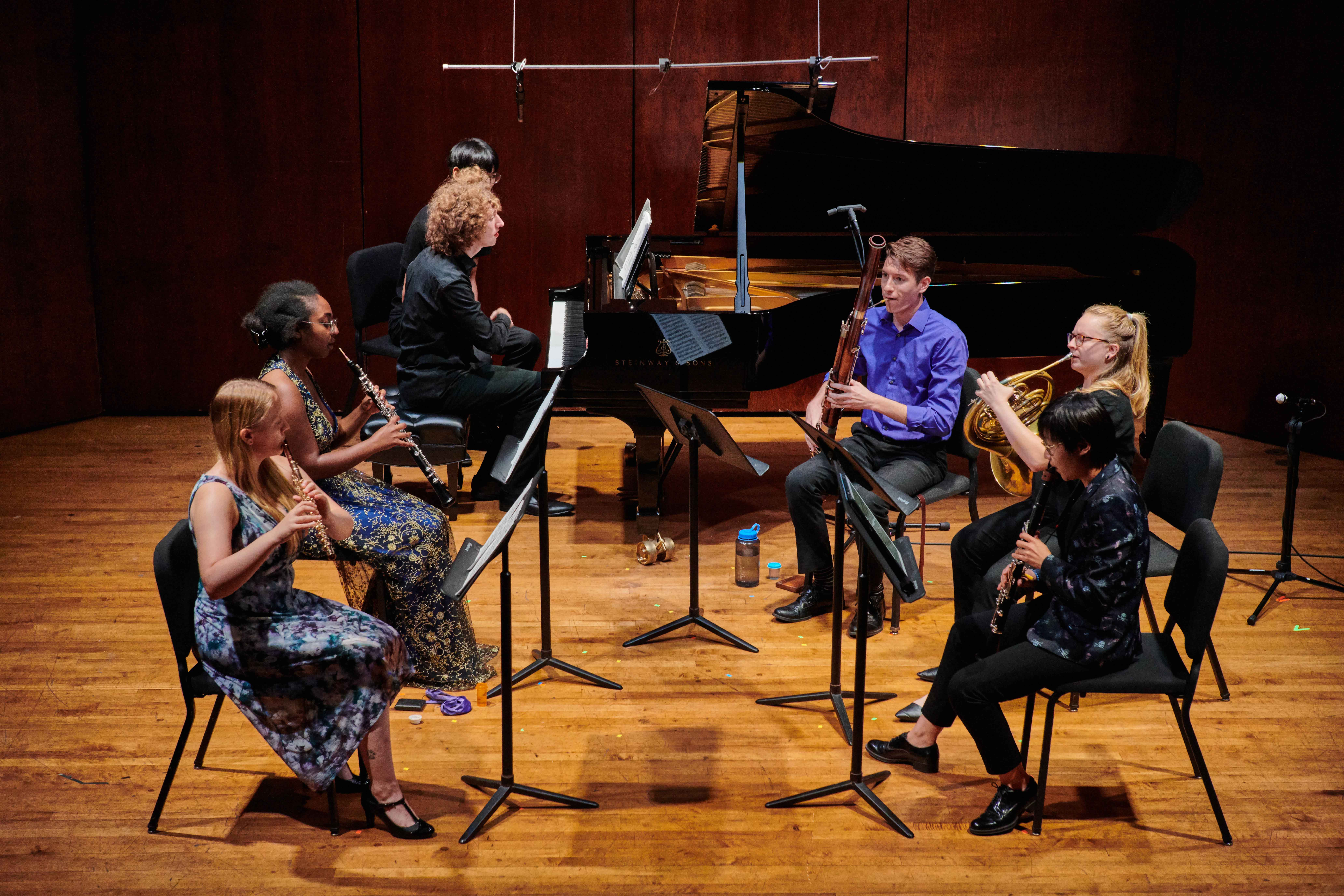 Norfolk Chamber Music concert