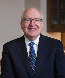 Photo of Dean Robert Blocker.
