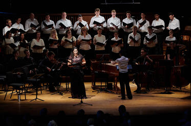 Norfolk Chamber Choir and Orchestra